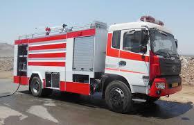 خرید و استقرار خودروی آتش نشانی در پایانه مرزی تمرچین