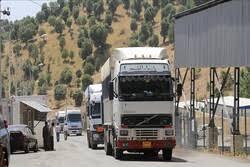 مجوز بیش از ۵۷۱ هزار تن کالا از طریق گمرکات استان به خارج از کشور صادر شد