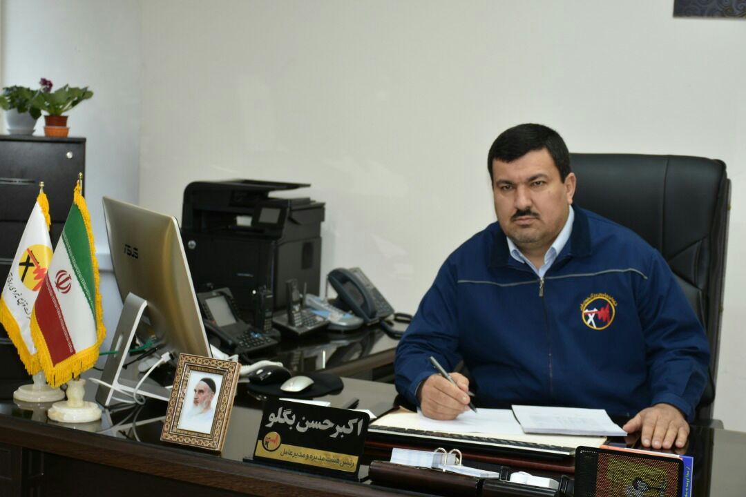 آماده باش اکیپهای شرکت توزیع نیروی برق آذربایجان غربی در طول ایام نوروز