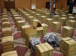 بیش از یکهزار بسته مهر تحصیلی بین دانشآموزان نیازمند استان توزیع شد