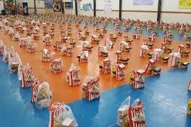 توزیع ۳۰ هزار بسته کمک مومنانه در آذربایجانغربی
