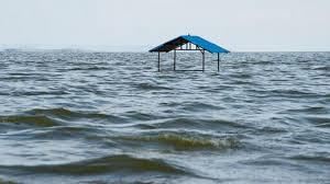 حال دریاچه ارومیه خوب است