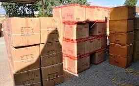 بیش از ۷ میلیارد ریال اقلام قاچاق در جاده خوی -تهران کشف شد